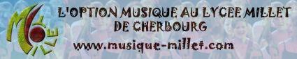 L'option musique au Lycée JF Millet